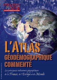 L'Atlas géodémographique commenté : France , Europe et Monde